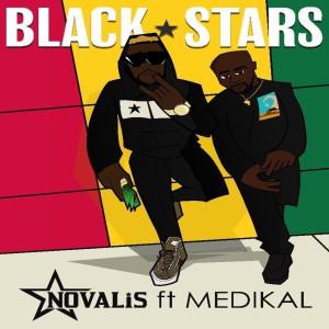 Album Black Stars from Medikal