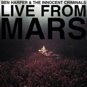Live From Mars 2001 Ben Harper