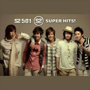 SS501的專輯超級精選
