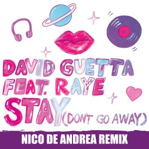 David Guetta的專輯Stay (Don't Go Away) [feat. Raye] (Nico De Andrea Remix)