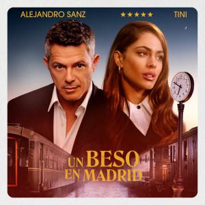 Alejandro Sanz的專輯Un Beso en Madrid