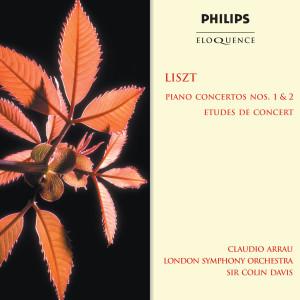 Liszt: Piano Concertos Nos. 1 & 2; Etudes De Concert