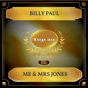 Album Me & Mrs Jones from Billy Paul