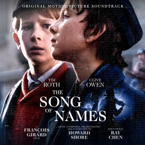 Album The Song of Names for Violin and Cantor from Howard Shore