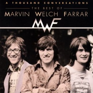 Album The Very Best Of Marvin Welch & Farrar from Bruce Welch