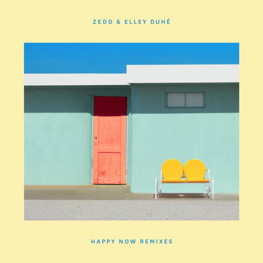 Happy Now (MXXWLL Remix) 2018 Zedd; Elley Duhè; MXXWLL