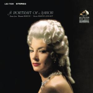 Album A Portrait of Manon from Anna Moffo