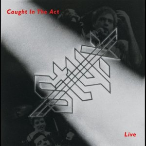 Styx的專輯Caught In The Act - Live