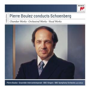 """收聽Pierre Boulez的Moderner Psalm Nr. 1, Op. 50c """"O, du mein Gott: Alle Völker preisen dich""""歌詞歌曲"""