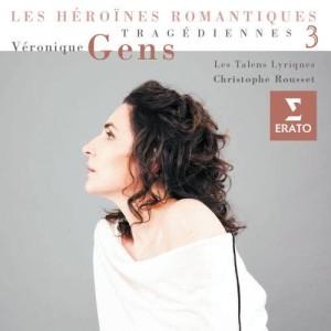 Album Tragédiennes Vol.3 from Christophe Rousset
