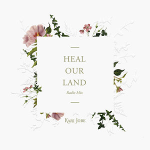Listen to Heal Our Land (Radio Mix) song with lyrics from Kari Jobe