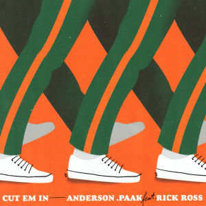 Album CUT EM IN (feat. Rick Ross) from Anderson .Paak