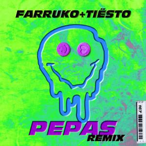 Album Pepas (Tiësto Remix) from Farruko
