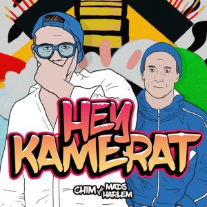 Album Hey Kamerat from Mads Harlem