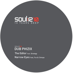 Album The Editor EP from Dub Phizix