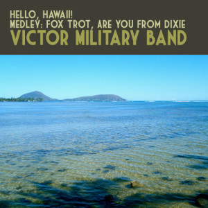 Album Hello, Hawaii! Medley: Fox Trot, Are You from Dixie from Victor Mizzy and His Orchestra