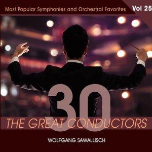 Sawallisch, Wolfgang的專輯30 Great Conductors - Wolfgang Sawallisch, Vol. 25