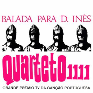 Album Balada para D. Inês from Quarteto 1111