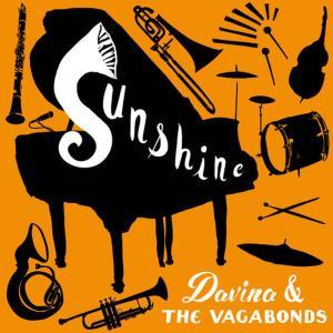 Album Sunshine from Davina and The Vagabonds