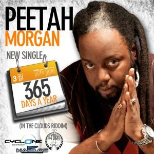 Album 365 Days a Year from Peetah Morgan