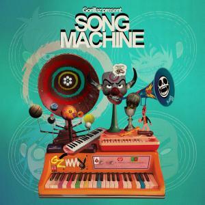 Album Song Machine, Season One: Strange Timez from Gorillaz
