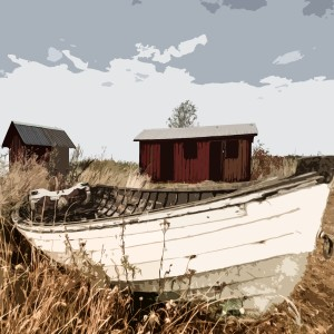 Album Old Fishing Boat from George Jones