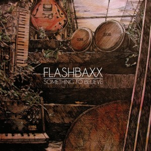 Album Something to Believe from Flashbaxx