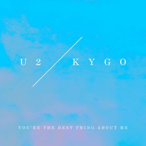 U2的專輯You're The Best Thing About Me