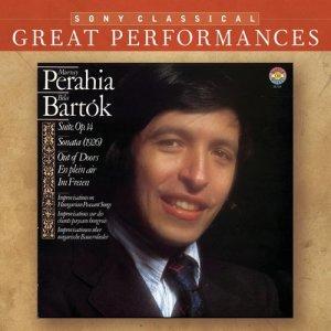 Murray Perahia的專輯Bartók: Piano Works