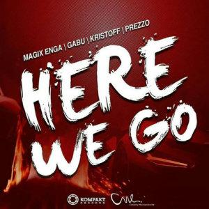 Album Here We Go from Gabu
