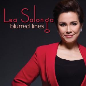 Album Blurred Lines from Lea Salonga
