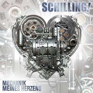 Album Mechanik meines Herzens from Peter Schilling