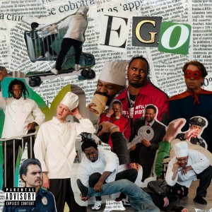 Album Ego (feat. Drakeo The Ruler) (Explicit) from ALLBLACK