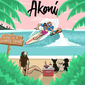 Album Love Is a Simple Thing from Akoni