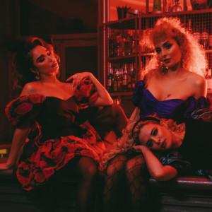 Album Champagne Promises from Rebecca & Fiona