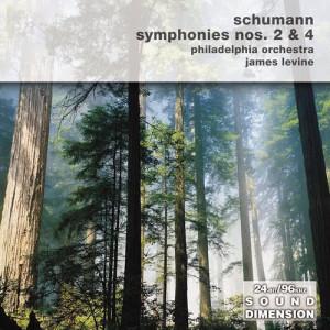 James Levine的專輯Schumann: Symphonies Nos. 2 & 4