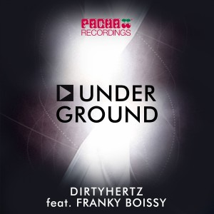 Album Underground from Franky Boissy