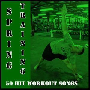 Ultimate Tribute Stars的專輯Spring Training: 50 Hit Workout Songs