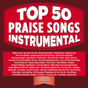 Album Top 50 Praise Songs Instrumental from Maranatha! Music