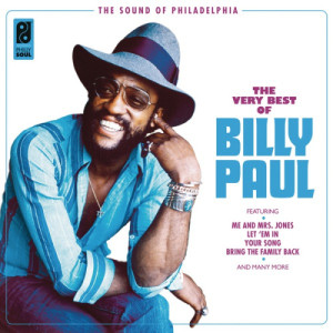 Album Billy Paul - The Very Best Of from Billy Paul