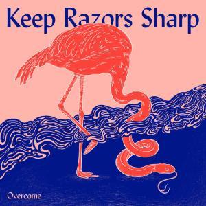 Album Overcome from Keep Razors Sharp