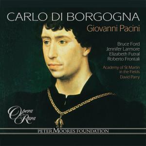 Elizabeth Futral的專輯Pacini: Carlo di Borgogna