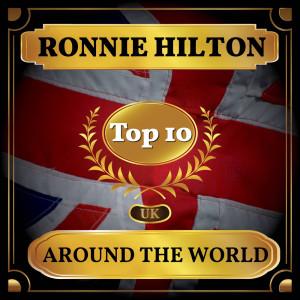 Album Around the World from Ronnie Hilton