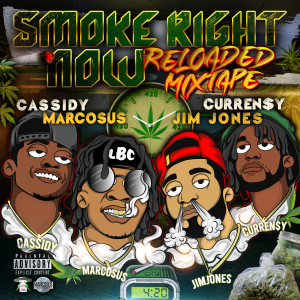 Album Smoke Right Now Reloaded (Explicit) from Marcosus