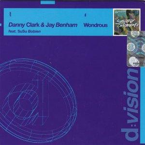 Album Wondrous (feat. SuSu Bobien) from Danny Clark