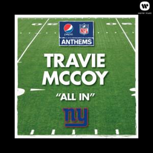 Travie McCoy的專輯All In (New York Giants' Anthem)