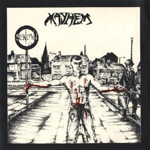 Album Blood Money from Mayhem