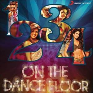 Album 1 2 3 4 On The Dance Floor from Various Artists