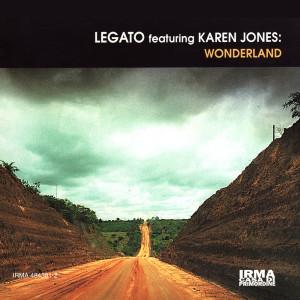 Album Wonderland from Legato