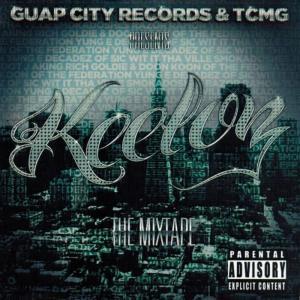 Album The Mixtape from Keeloz
